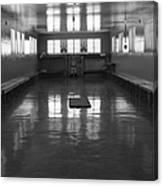 Robben Prison 01 Canvas Print