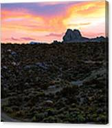 Robbers Roost Canvas Print