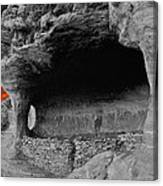 Robber's Roost Canvas Print
