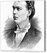 Robert Burns Wilson Canvas Print