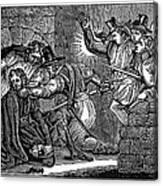Robert Catesby (1573-1605) Canvas Print