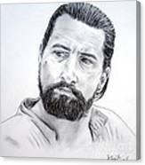 Robert De Niro In The Mission Canvas Print