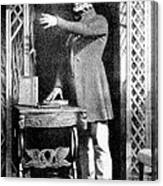 Robert Knox, Scottish Anatomist Canvas Print
