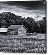 Rock Creek Station Canvas Print