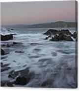 Rock Flow Canvas Print