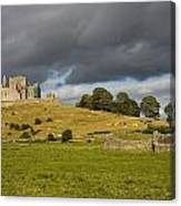 Rock Of Cashel, Cashel, County Canvas Print