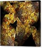 Rock Painting 5  Canvas Print