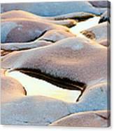 Rock Pool Landscape Canvas Print
