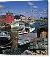 Rockport - Fm000070 Canvas Print
