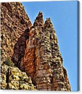 Rocky Cliff Canvas Print