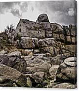 Rocky House Canvas Print