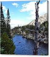 Rocky Mountain National Park1 Canvas Print