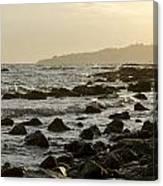 Rocky Sea Canvas Print