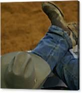 Rodeo Break Canvas Print