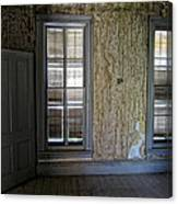 Roe - Graves House Interior - Bannack Ghost Town Canvas Print
