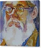 Roger Canvas Print