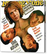 Rolling Stone Cover - Volume #711 - 6/29/1995 - Soul Asylum Canvas Print