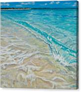 Rolling Wave Canvas Print