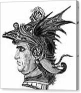 Roman Gladiator Canvas Print