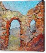 Roman Relicts 21 Canvas Print
