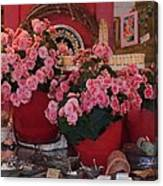 Ron's--a Favorite Store In Grover Beach Ca Canvas Print