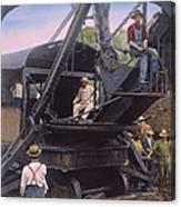 Roosevelt: Panama Canal Canvas Print