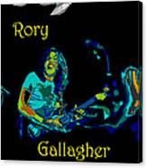 Rory And The Aliens Canvas Print