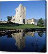 Ross Castle, Killarney, Co Kerry Canvas Print