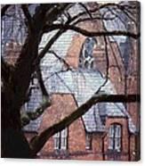 Rotterdam Church Netherlands Canvas Print
