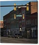 Round Town Spring 2 Canvas Print