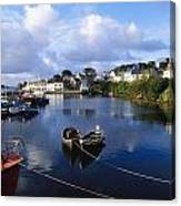 Roundstone, Connemara, Co Galway Canvas Print