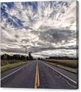 Route 436 Canvas Print