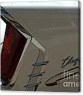 Route 66 Classic Cars 2 Canvas Print