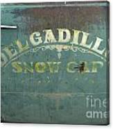 Route 66 Del Gadillos Canvas Print