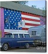 Route 66 Nomad Canvas Print