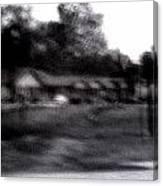 Row Houses- Monroe Louisiana Canvas Print