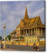 Royal Palace Canvas Print