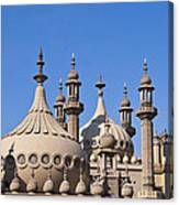 Royal Pavillion - Brighton England Canvas Print