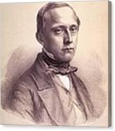 Rudolph Virchow 1821-1902, German Canvas Print