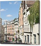 Rue Lepic Canvas Print