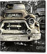 Run Gmc Canvas Print