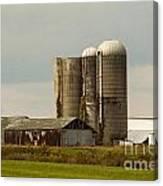 Rural Country Farm Canvas Print