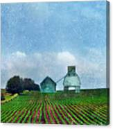 Rural Farm Canvas Print