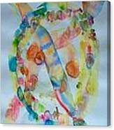Rushour Canvas Print