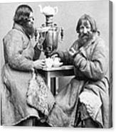 Russia: Samovar, C1860 Canvas Print