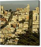 Russian Hill Canvas Print