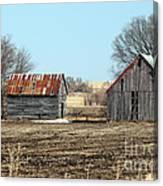 Rustic Barn 4 Canvas Print