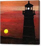Rustic Sky Canvas Print