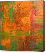 Rusty Hue Canvas Print