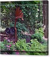 Rusty The Moose Canvas Print